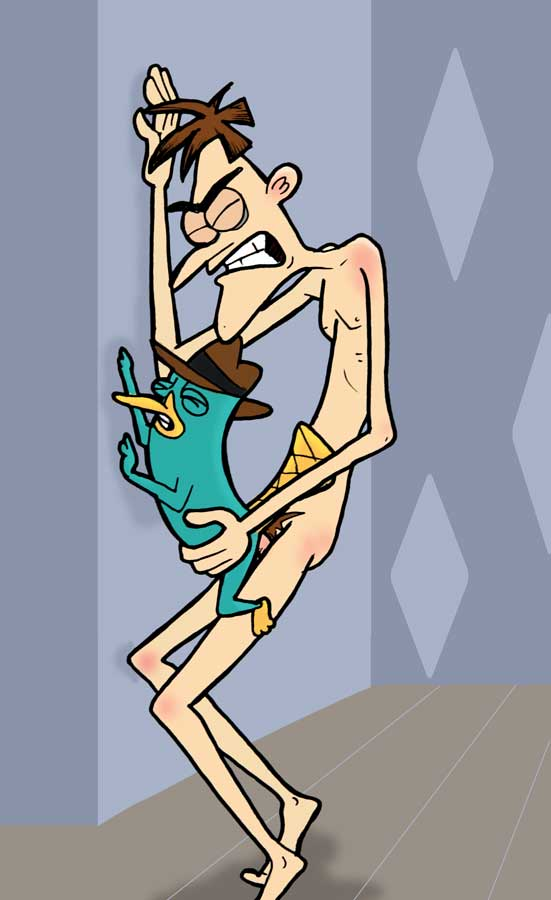 phineas and sex nude ferb Five nights at freddys mangle