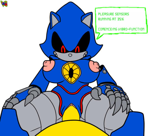 is a girl sonic from tails Teen titans go robin naked