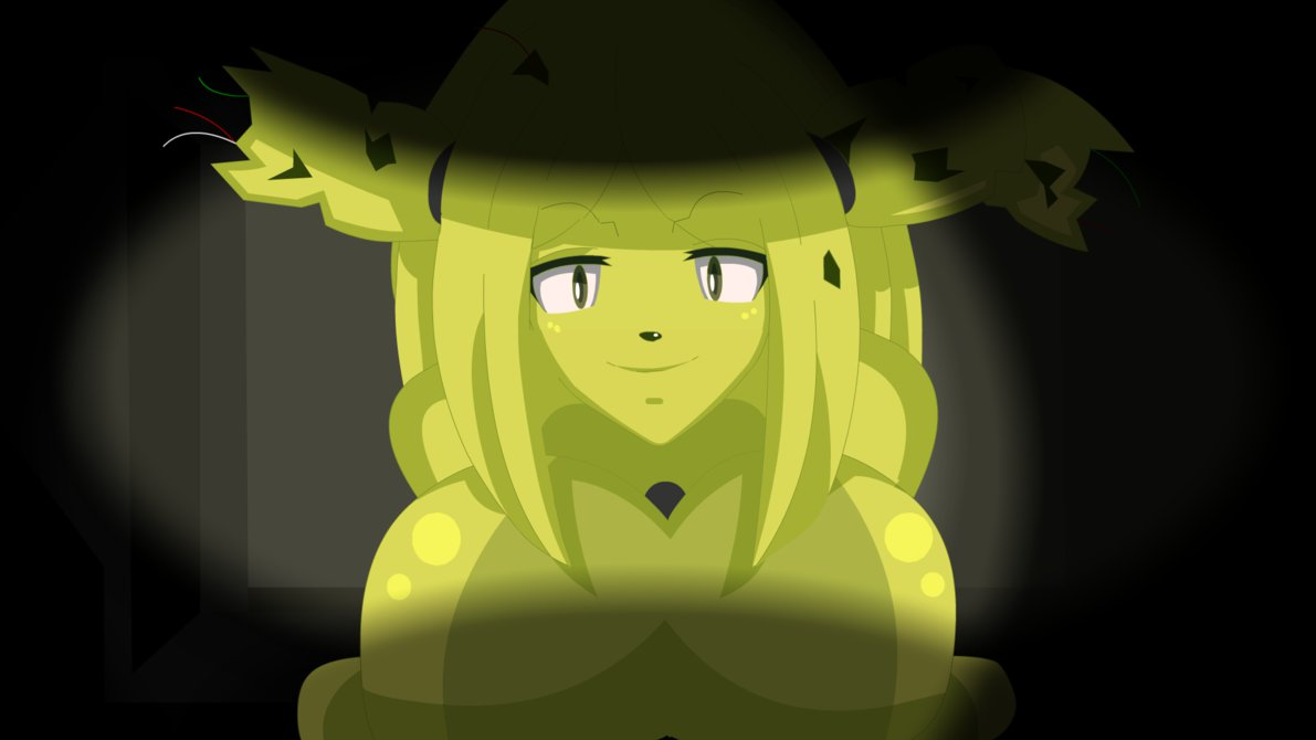 five nights images in anime Digimon story cyber sleuth platinumnumemon