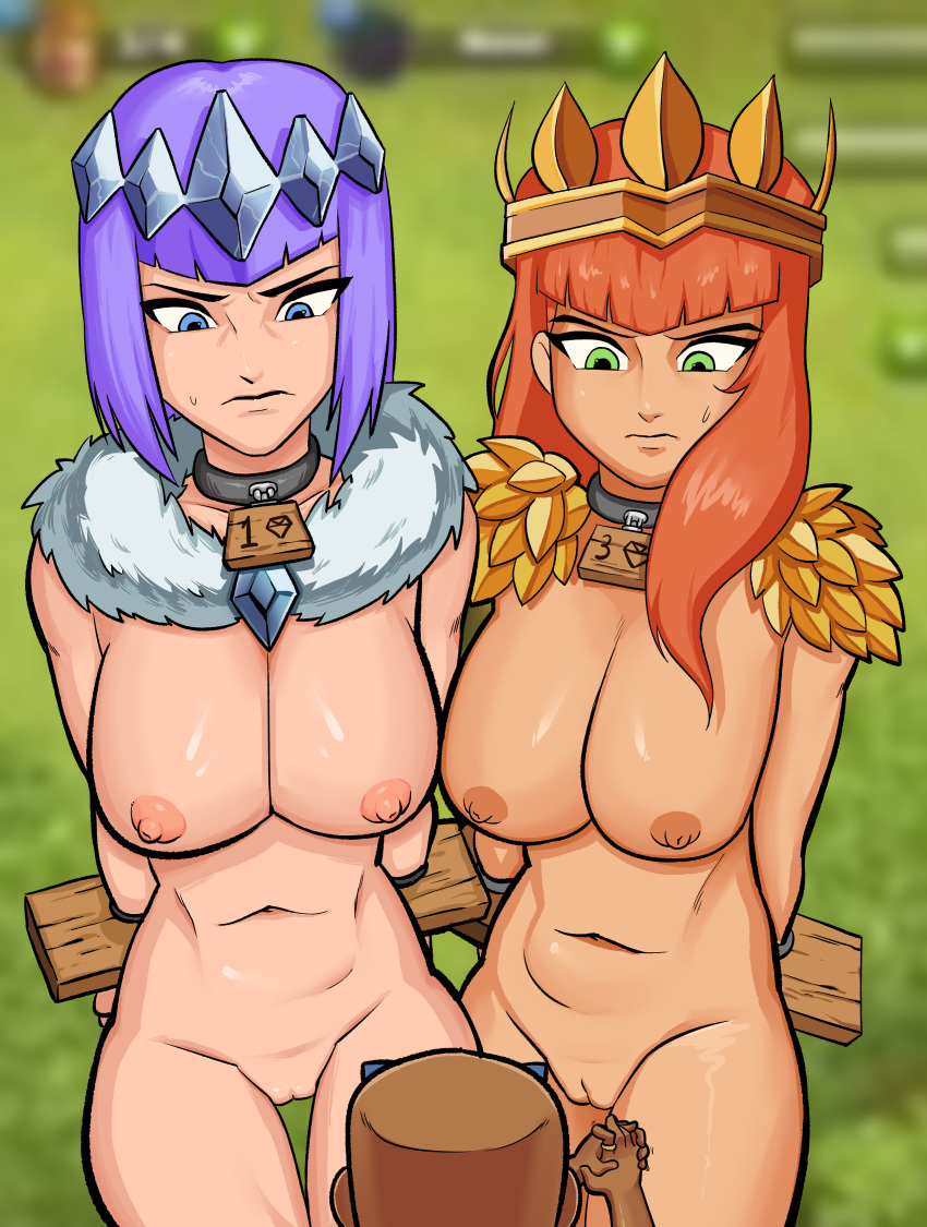 of clash clans from witch Gay sex with a horse