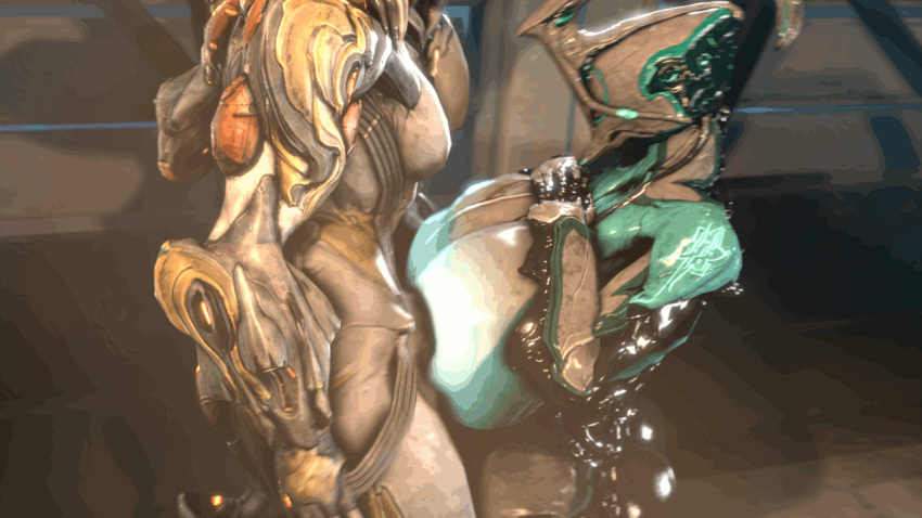 get saryn how warframe to Marionette five nights at freddy's gif