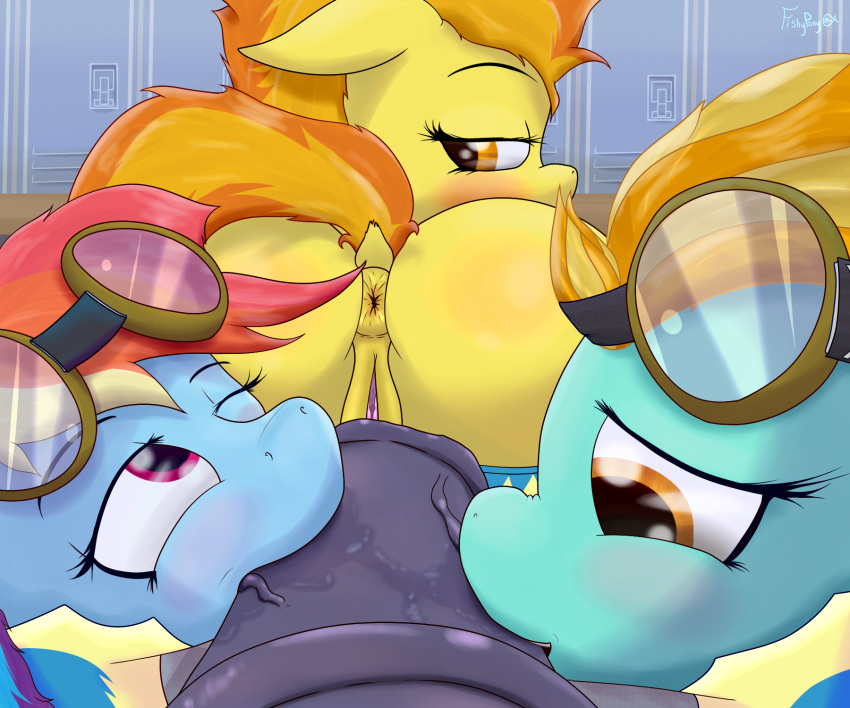 little dash pony naked rainbow my Knd number 3 and 4