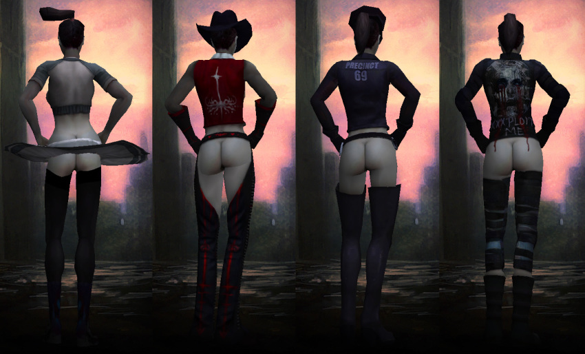 nudity the masquerade vampire bloodlines Scourge of the evil 3d