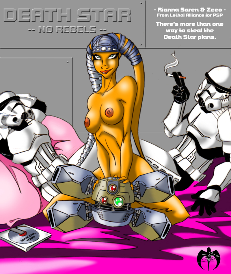 wars secura star naked aayla Mangaka-san to assistant-san to the animation