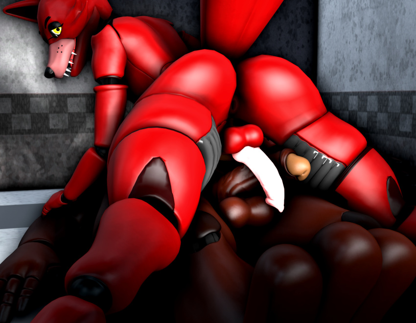 sex at nights freddy's 5 The devil is a part timer yaoi
