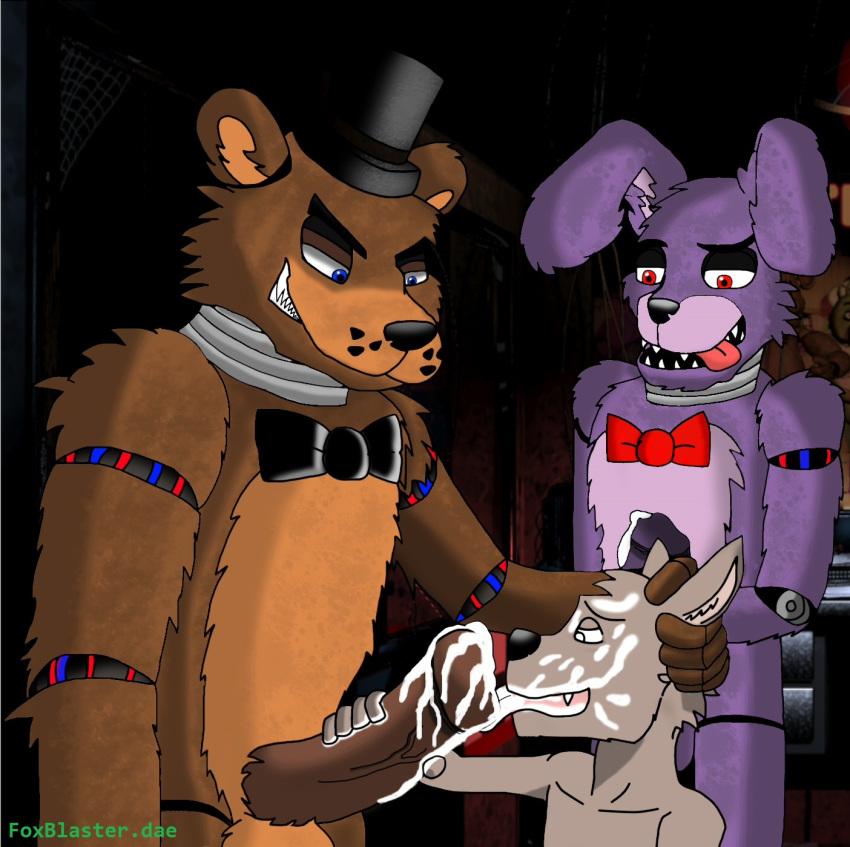 freddy's purple man the at five nights Claire (the summoning)